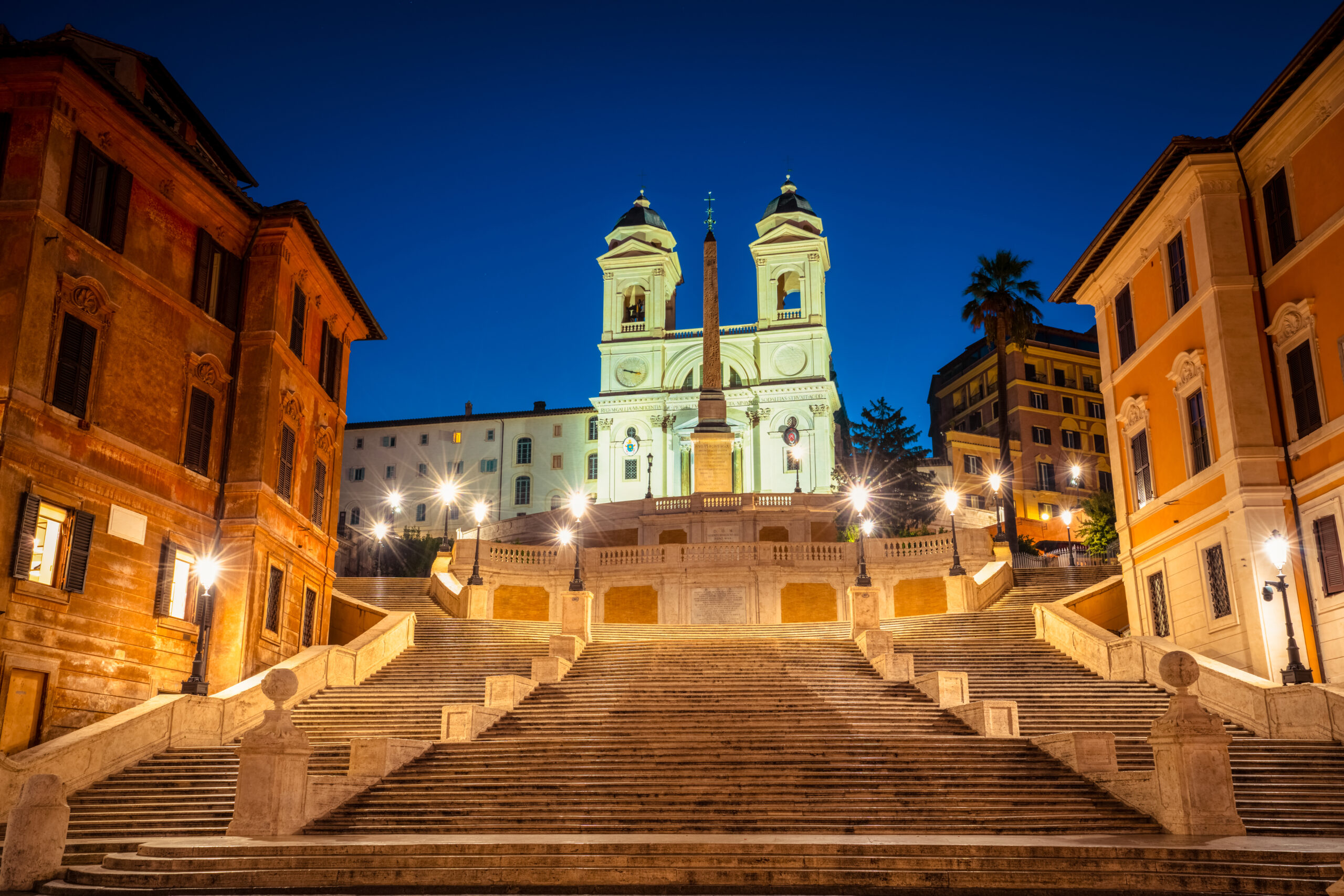 Rome Walking Tour. Evening private walking guided Tours at sunset. A Stroll To Discover The Highlights Of The Eternal City