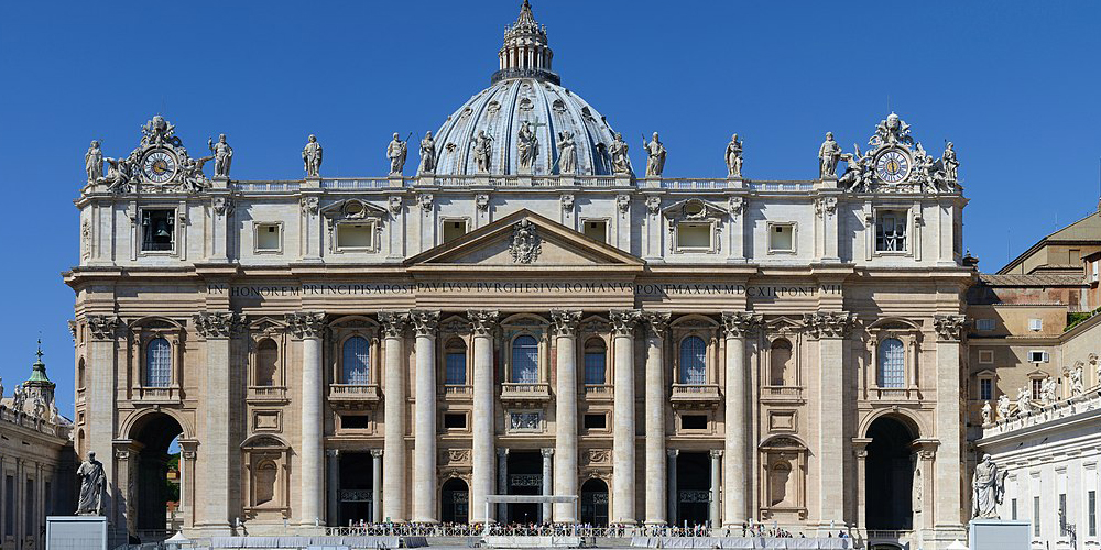 St Peter's Basilica | Vatican City Information and official tours