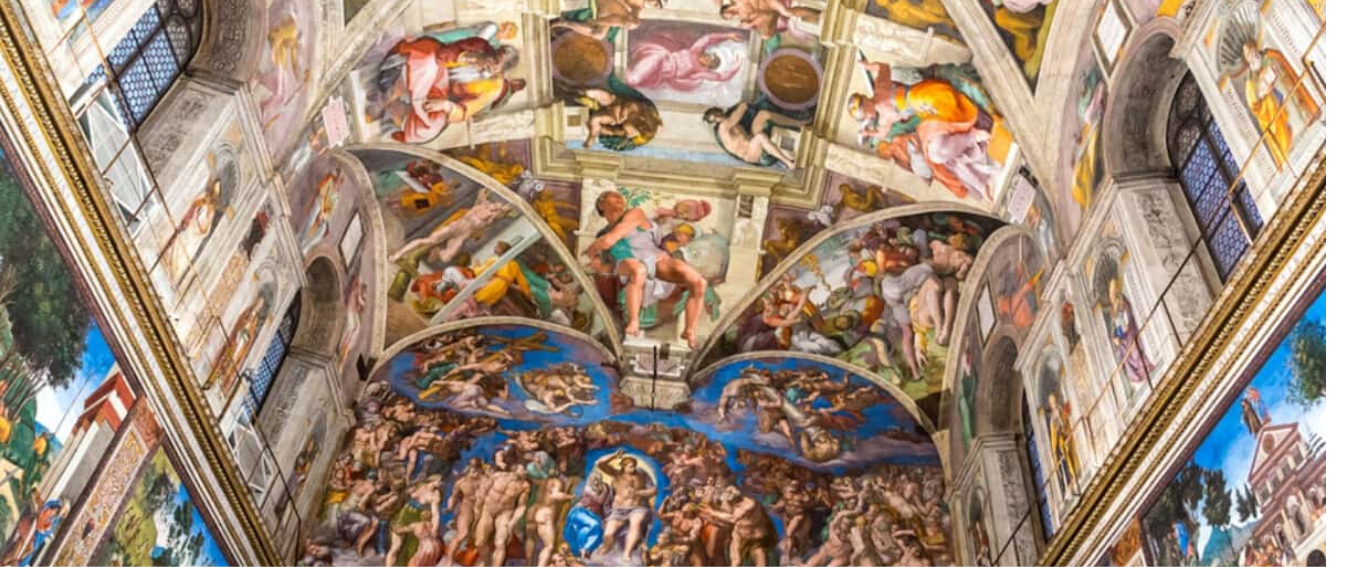 Sistine Chapel Tickets and Tours Vatican attractions official Skip The Line Tours. Information and useful tips to visit the Holy See - Rome