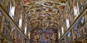 Useful information to visit the Sistine Chapel | Vatican museum, Michelangelo's frescos, opening hours, official guided tours and tickets