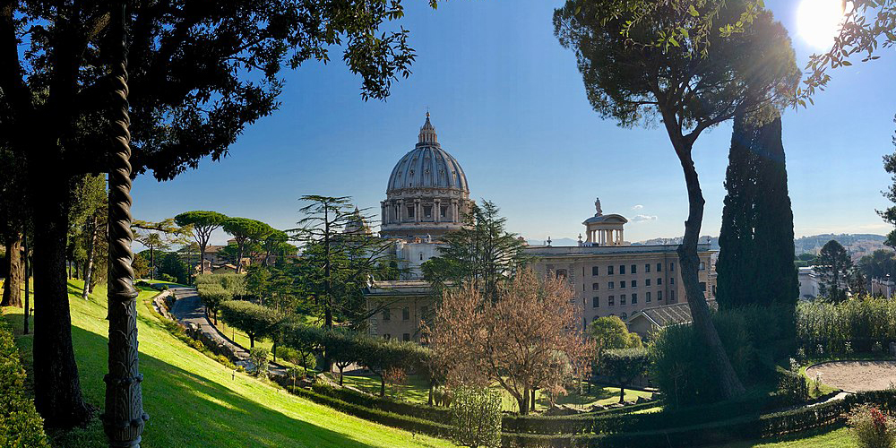 Early Tour of the Vatican |